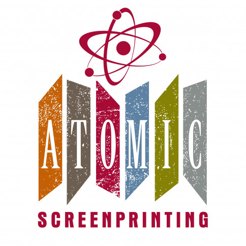 Atomic Screen Printing & Embroidery: Kennewick, Richland & Pasco, WA